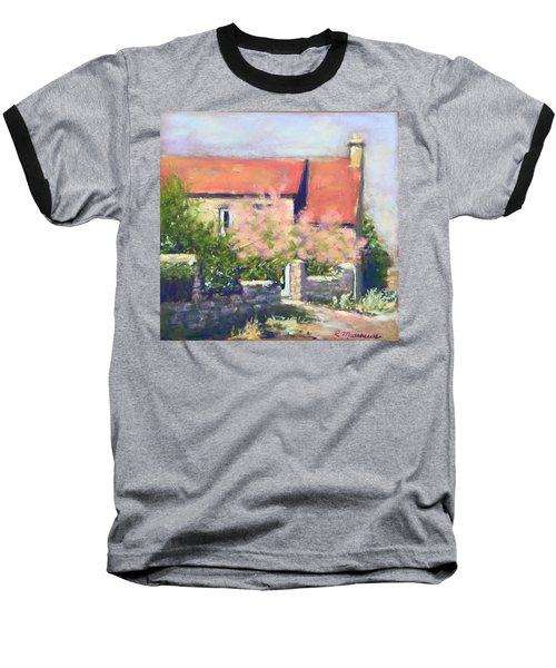 French Cottage Baseball T-Shirt