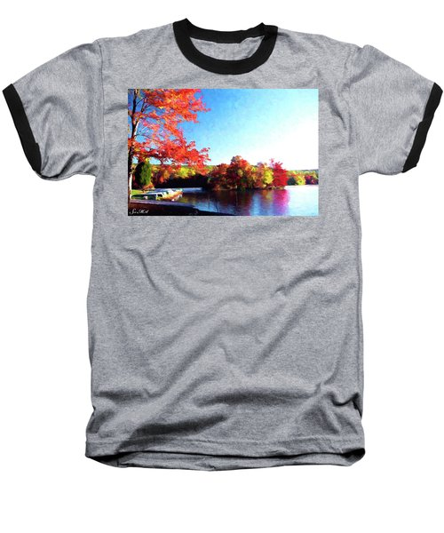 French Creek Fall 020 Baseball T-Shirt