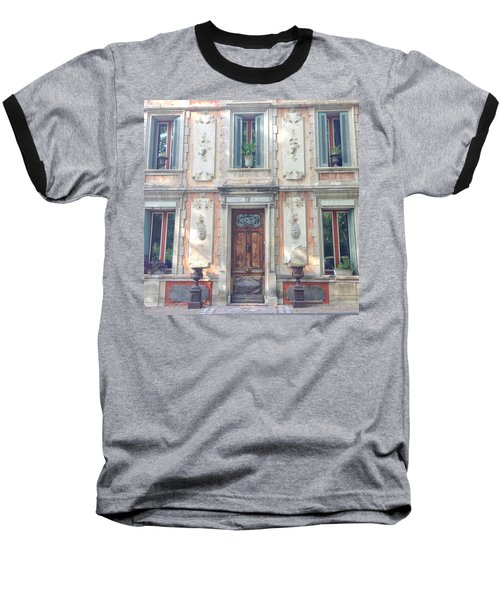 French Door Baseball T-Shirt