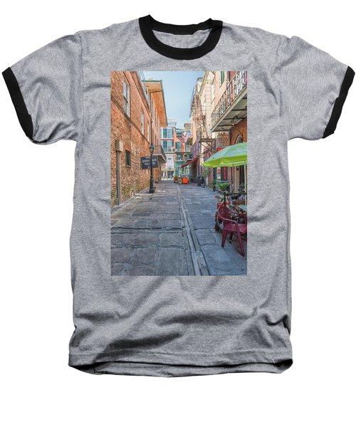 French Quarter Market Baseball T-Shirt