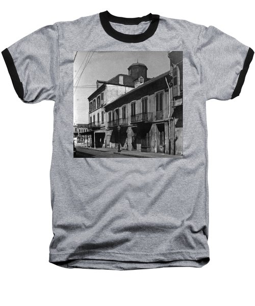 French Quarter Residences Baseball T-Shirt