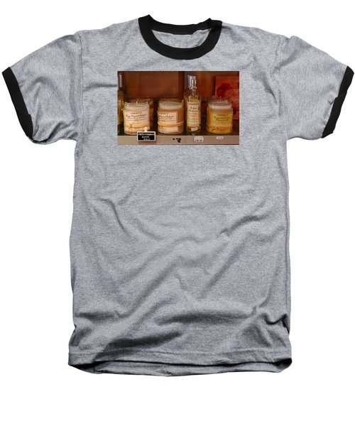 Baseball T-Shirt featuring the photograph French Scent by Richard Patmore