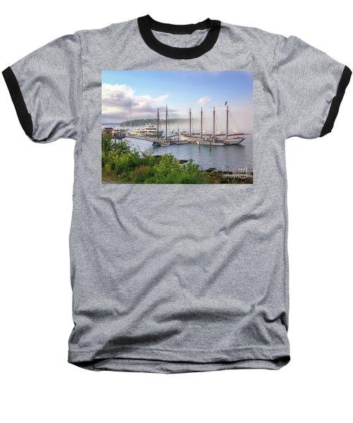 Frenchman's Bay Bar Harbor Baseball T-Shirt