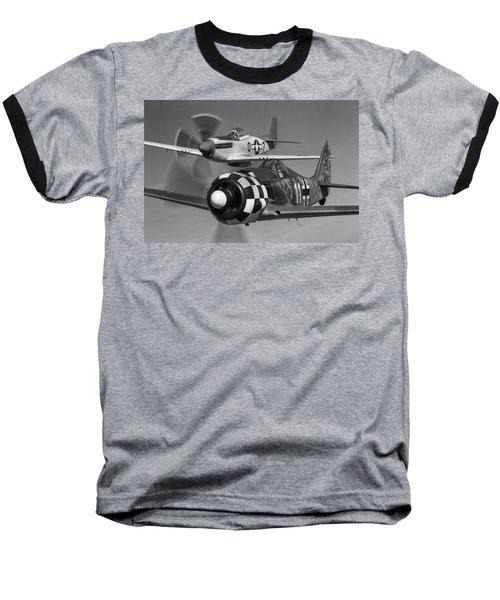 Frenemies II Baseball T-Shirt
