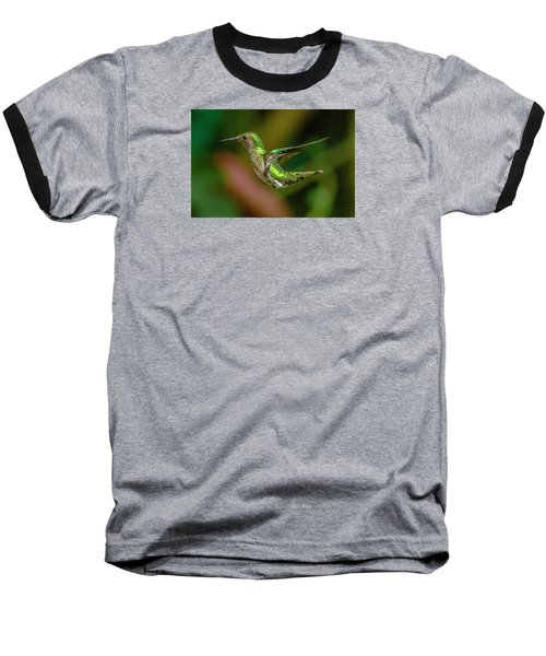 Frequent Flyer 2, Mindo Cloud Forest, Ecuador Baseball T-Shirt by Venetia Featherstone-Witty