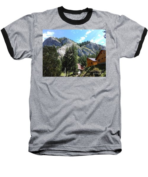 Fresh Air  Baseball T-Shirt