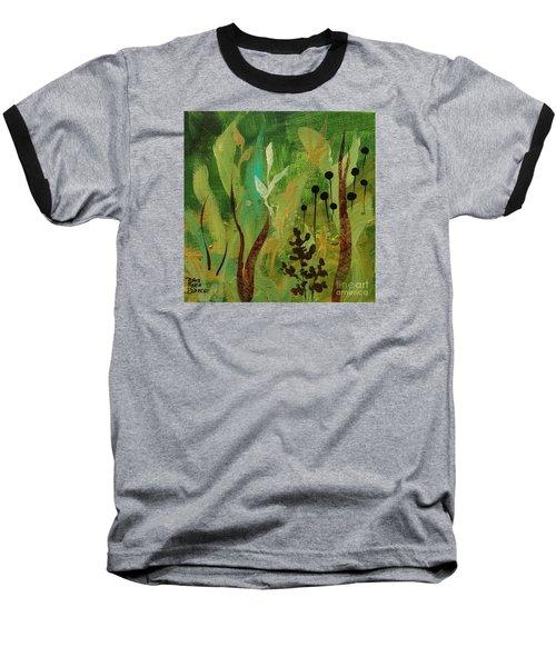 Fresh Air  Baseball T-Shirt by Robin Maria Pedrero