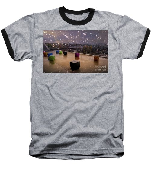 Fresh Air Baseball T-Shirt