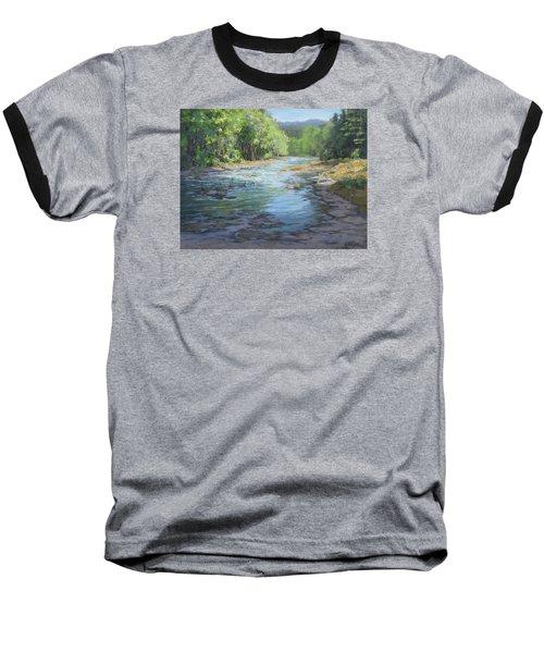 Fresh Greens Baseball T-Shirt