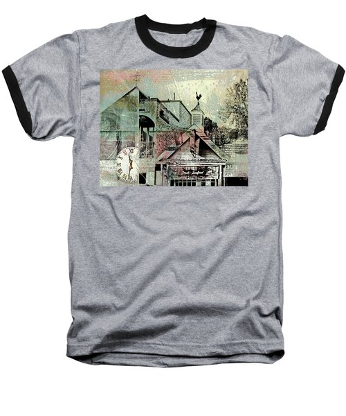 Baseball T-Shirt featuring the photograph Fresh Seafood by Susan Stone
