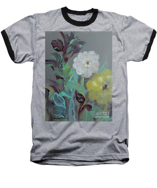 Baseball T-Shirt featuring the painting Fresh Start  by Robin Maria Pedrero