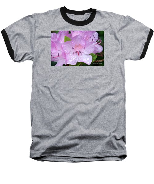 Baseball T-Shirt featuring the photograph Fresh Summer Rain by Alana Ranney