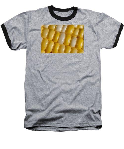 Fresh Yellow Corn Baseball T-Shirt