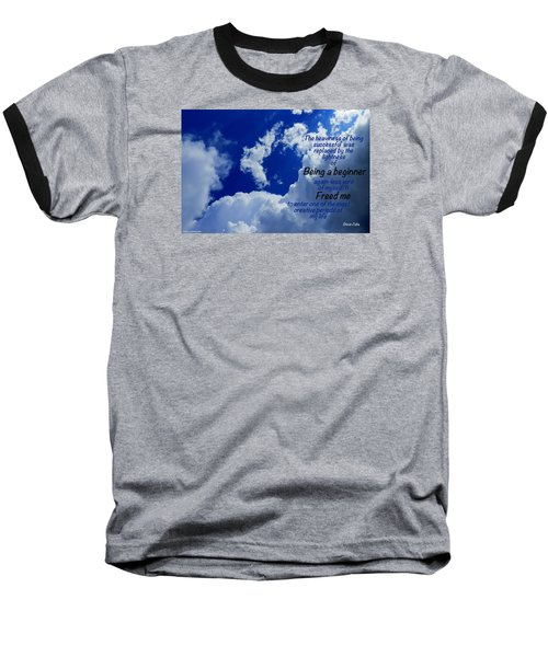 Freshness Baseball T-Shirt by David Norman