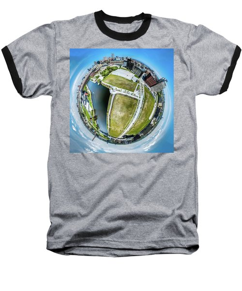 Freshwater Way Little Planet Baseball T-Shirt