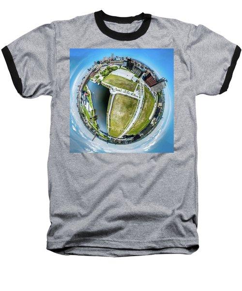 Freshwater Way Little Planet Baseball T-Shirt