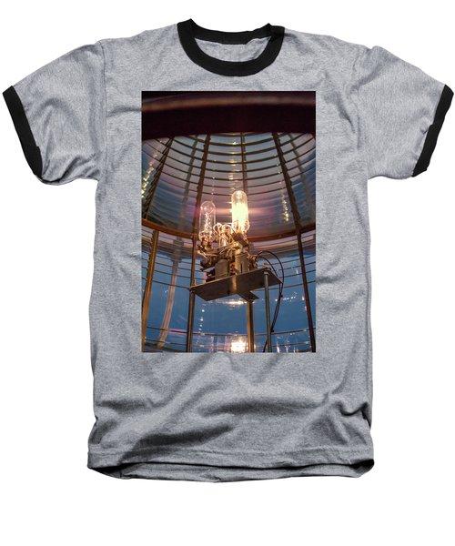 Fresnel Lens Baseball T-Shirt