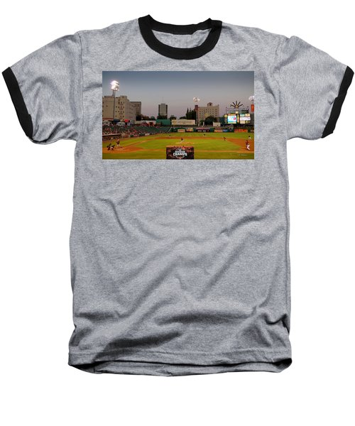 Fresno Grizzlies Baseball T-Shirt