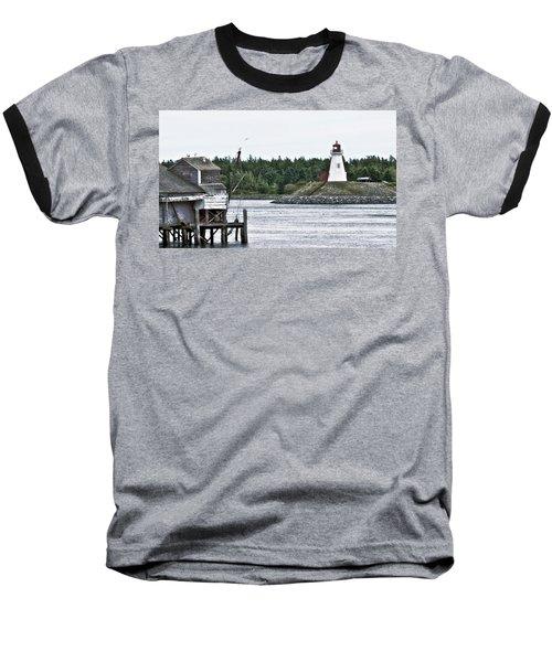 Friar's Head Lighthouse Baseball T-Shirt