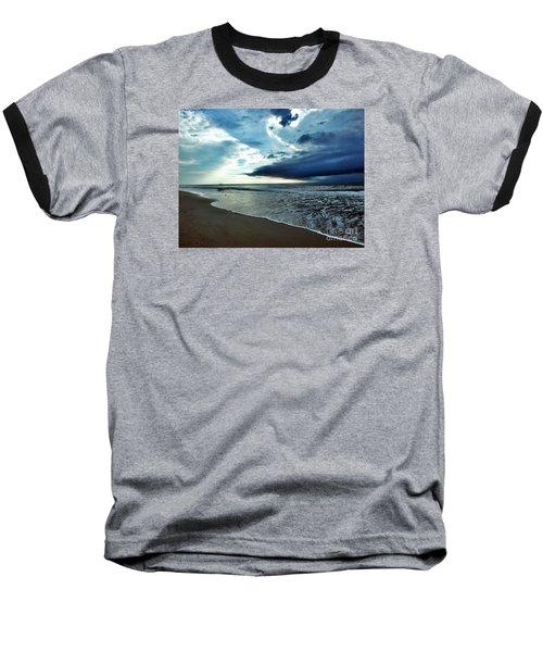 Friday Morning Baseball T-Shirt by Christy Ricafrente