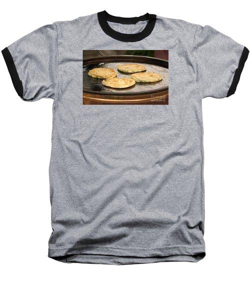 Fried Onion Patties Baseball T-Shirt