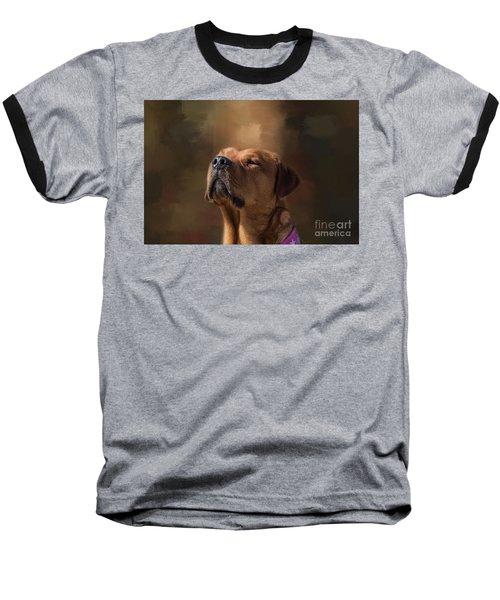 Frieda Baseball T-Shirt by Eva Lechner