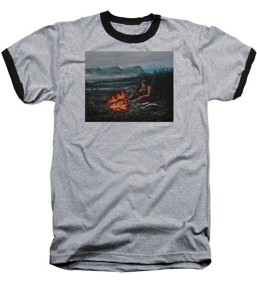 Friendly Fire Baseball T-Shirt