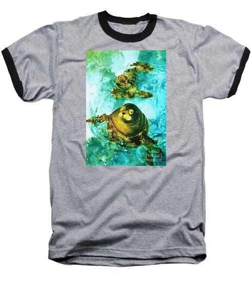 Friendly Persuasion Baseball T-Shirt