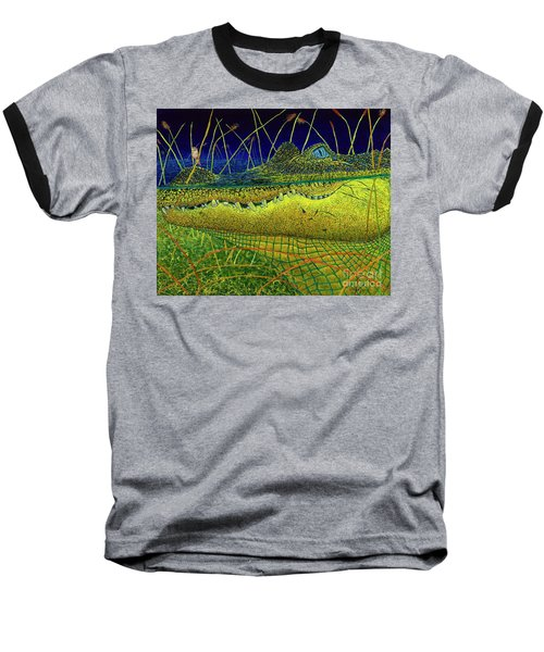 Swamp Gathering Baseball T-Shirt