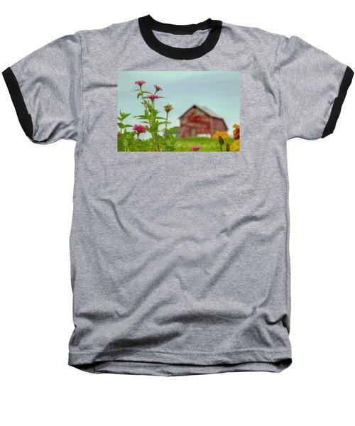 Friends Of Flowers Baseball T-Shirt