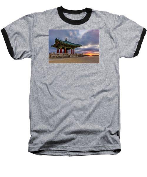 Friendship Baseball T-Shirt by Tassanee Angiolillo