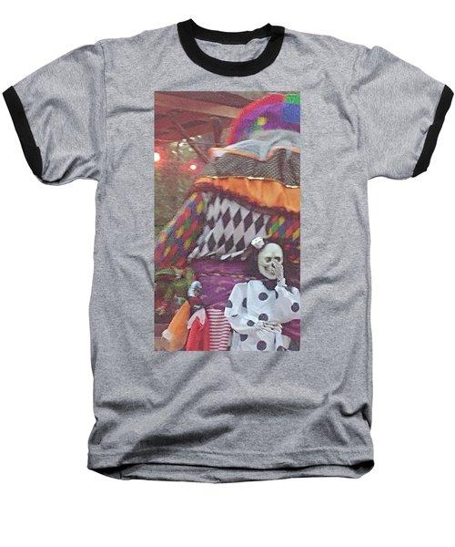 Frightening Ffiend Baseball T-Shirt