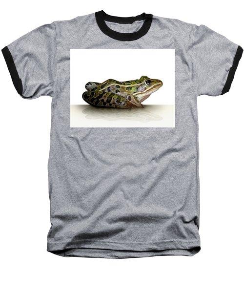 Frog Baseball T-Shirt by James Larkin