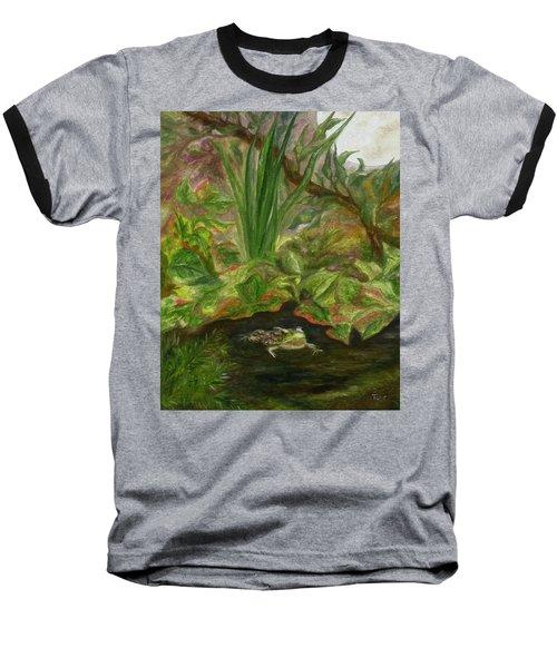 Frog Medicine Baseball T-Shirt