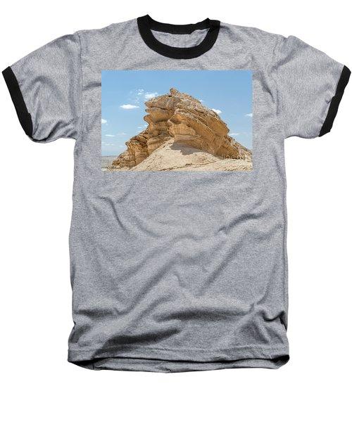 Frog Rock Baseball T-Shirt