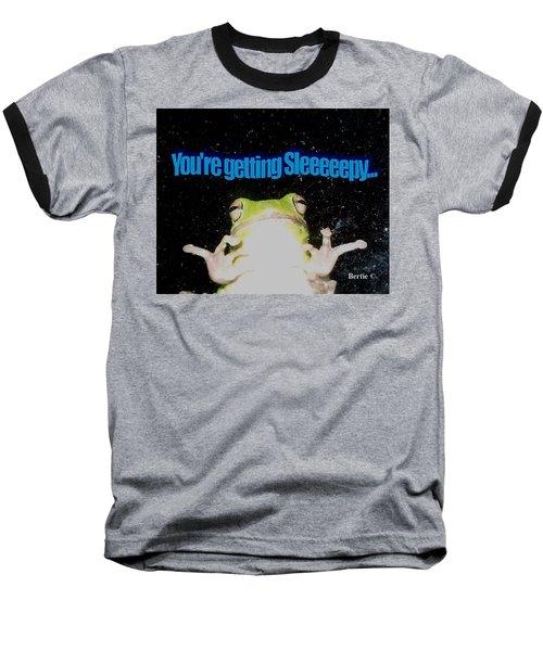 Frog  You're Getting Sleeeeeeepy Baseball T-Shirt