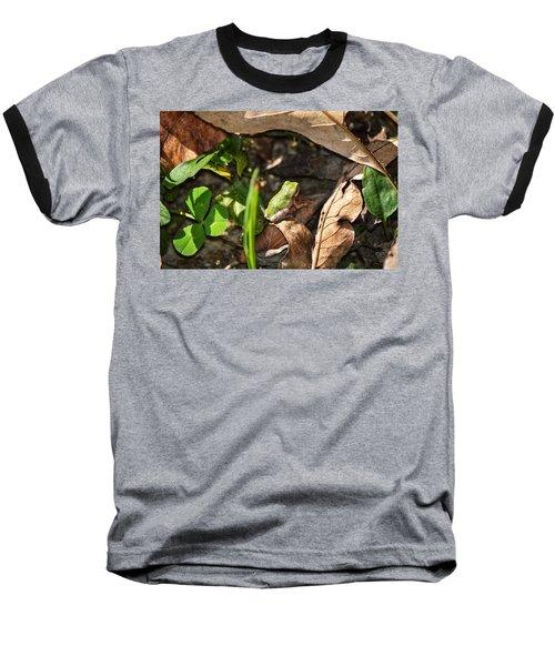 Froggy  Baseball T-Shirt