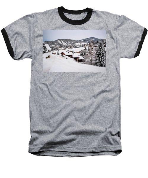 From A Distance- Baseball T-Shirt