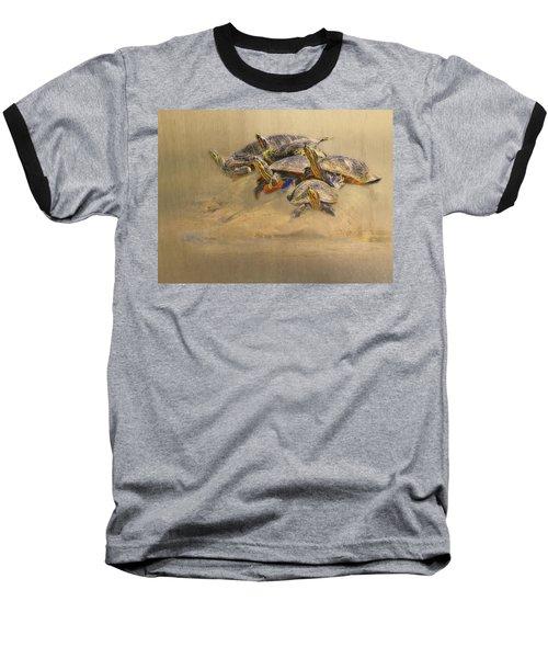 From Above Baseball T-Shirt