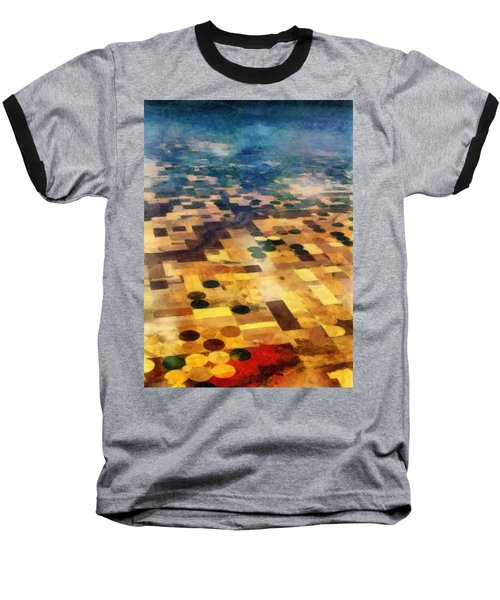 From Above Baseball T-Shirt
