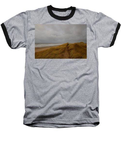 From Dunes To Sea Baseball T-Shirt