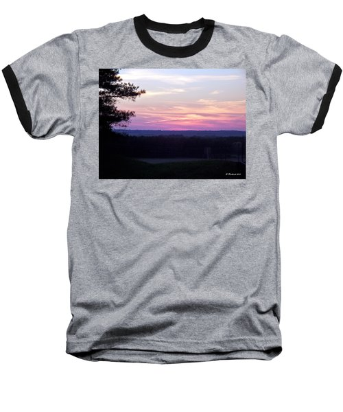 Baseball T-Shirt featuring the photograph From Here To Eternity by Betty Northcutt