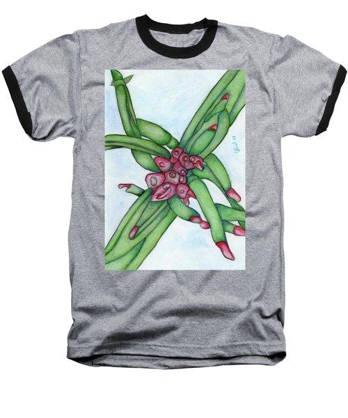 From My Garden 3 Baseball T-Shirt