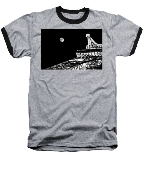 From Paris With Love Baseball T-Shirt