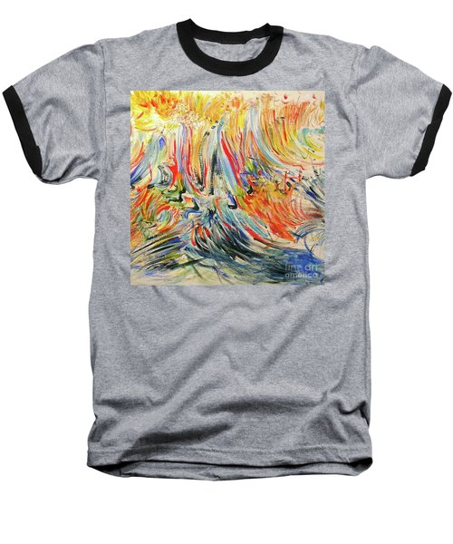 From Soul To Canvas Baseball T-Shirt
