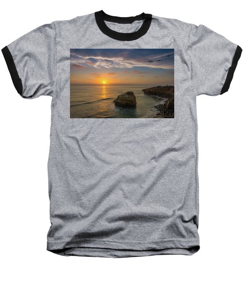 From Surf To Sky Baseball T-Shirt