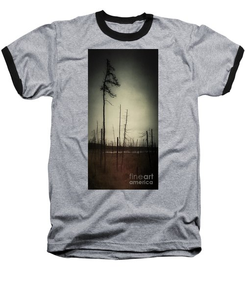 From The Ashes Baseball T-Shirt