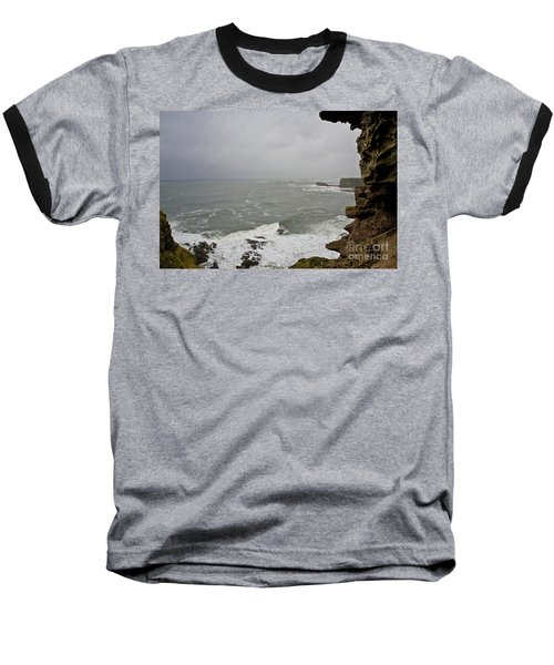 From The Castle Wall Baseball T-Shirt
