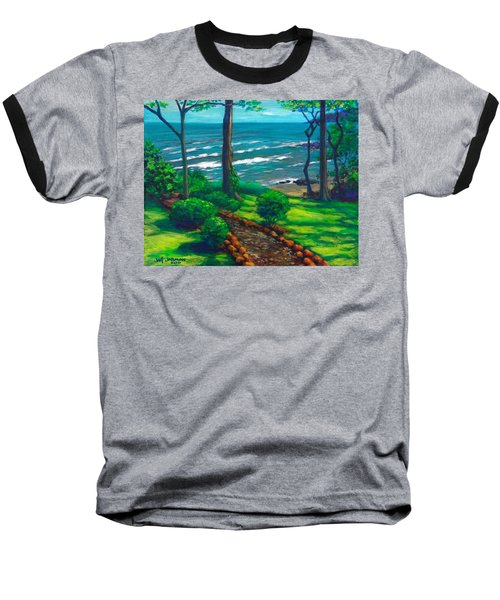 From The Hacienda Baseball T-Shirt