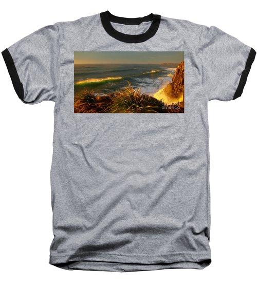 From The Headland Baseball T-Shirt by Trena Mara